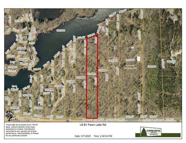 L9 B1 Fawn Lake Rd, Crosslake, MN 56442 (#5755173) :: The Pietig Properties Group