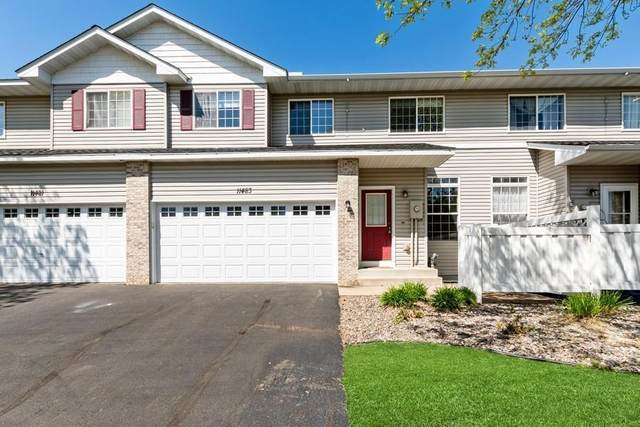 11483 16th Street NE, Saint Michael, MN 55376 (#5756148) :: Tony Farah   Coldwell Banker Realty