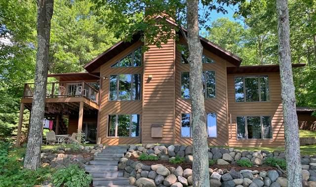 11029 N Robin Lane W, Hayward, WI 54843 (#5756380) :: Lakes Country Realty LLC