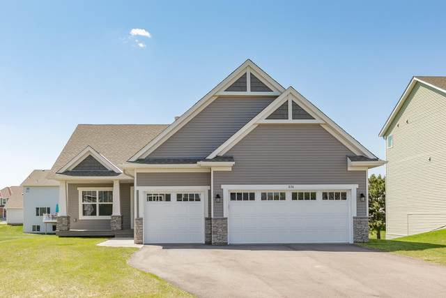 3136 127th Avenue NE, Blaine, MN 55449 (#5756797) :: The Preferred Home Team