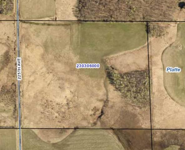 214XX 225th Avenue, Pierz, MN 56364 (#5756979) :: The Pietig Properties Group