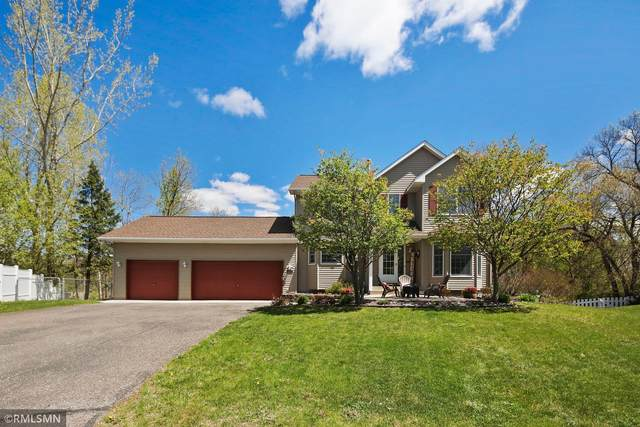 1450 Oak Ridge Circle, Monticello, MN 55362 (#5757095) :: Tony Farah | Coldwell Banker Realty