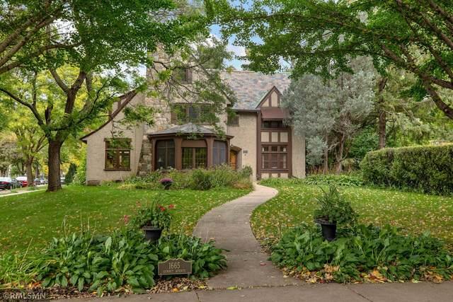 1665 Summit Avenue, Saint Paul, MN 55105 (#5757197) :: Tony Farah | Coldwell Banker Realty