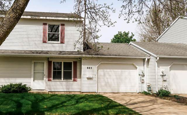 883 W Village Circle SE, Rochester, MN 55904 (#5757965) :: Bos Realty Group