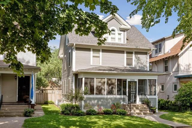 3306 Holmes Avenue S, Minneapolis, MN 55408 (#5759085) :: Straka Real Estate