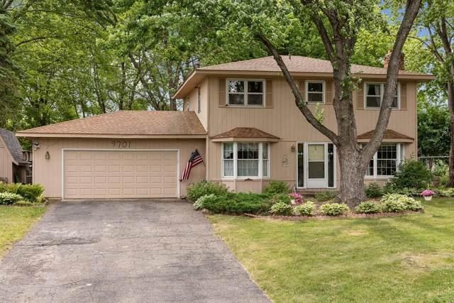 9701 Crestwood Terrace, Eden Prairie, MN 55347 (#5759493) :: Tony Farah | Coldwell Banker Realty