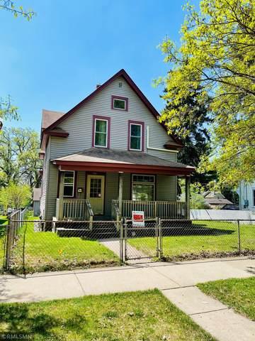 908 Sims Avenue E, Saint Paul, MN 55106 (#5759638) :: The Smith Team