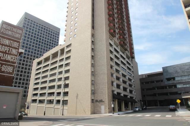 66 9th Street E #2016, Saint Paul, MN 55101 (#5759917) :: Bos Realty Group