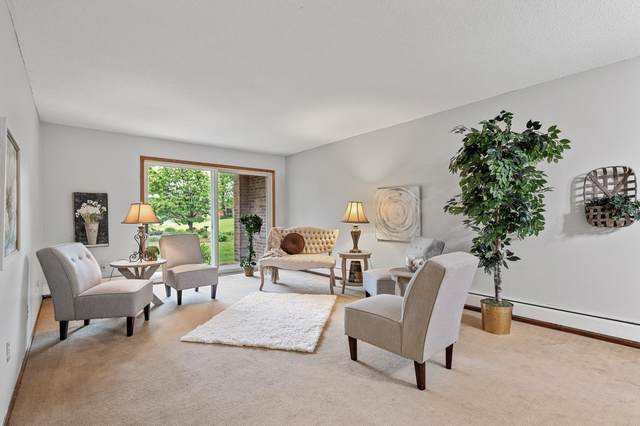 2210 Midland Grove Road #103, Roseville, MN 55113 (#5761392) :: Tony Farah | Coldwell Banker Realty