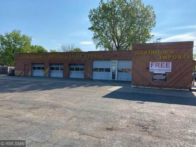 8301 University Avenue NE, Spring Lake Park, MN 55432 (#5761783) :: Bos Realty Group