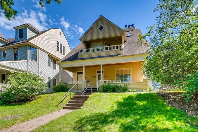 596 Grand Avenue, Saint Paul, MN 55102 (#5761858) :: Tony Farah | Coldwell Banker Realty