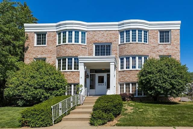 3023 Lynn Avenue #4, Saint Louis Park, MN 55416 (#5762117) :: Straka Real Estate