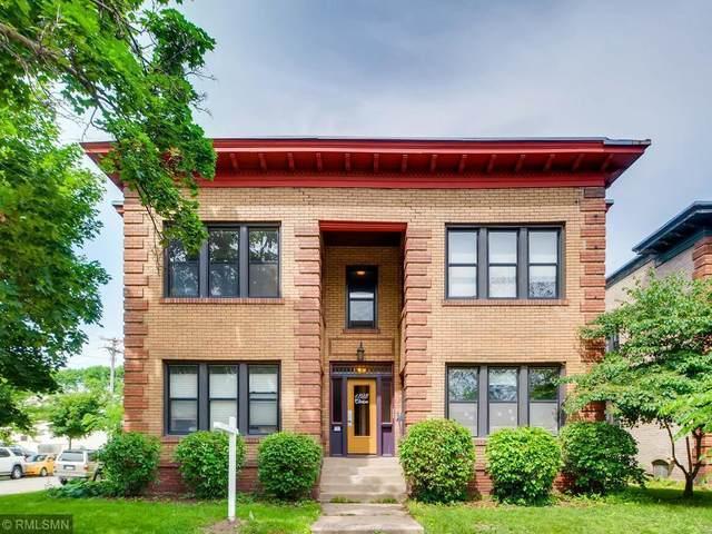 1828 Clinton Avenue #3, Minneapolis, MN 55404 (#5762118) :: Bos Realty Group