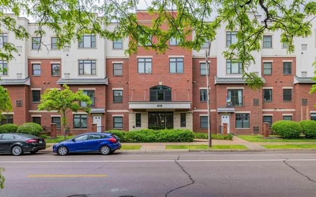 619 8th Street SE #402, Minneapolis, MN 55414 (#5763350) :: Straka Real Estate