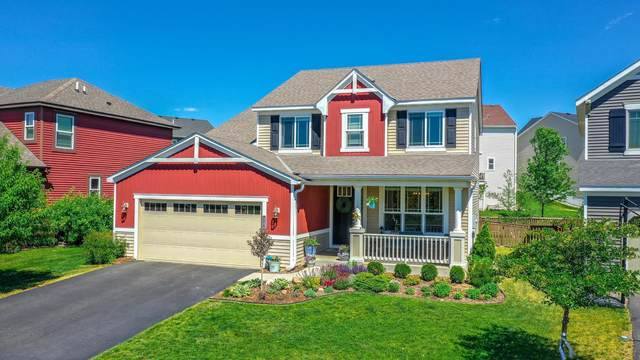 11773 Harvest Path, Woodbury, MN 55129 (#5763964) :: Bos Realty Group
