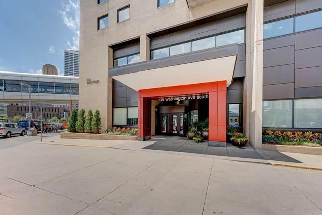 121 Washington Avenue S #1215, Minneapolis, MN 55401 (#5764670) :: Bos Realty Group