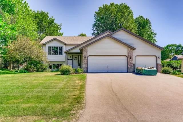184 Red Clover Lane, Lino Lakes, MN 55014 (#5764675) :: Carol Nelson   Edina Realty