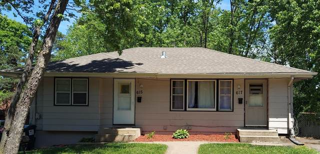 615 51st Avenue NE, Columbia Heights, MN 55421 (#5766869) :: Helgeson Platzke Real Estate Group
