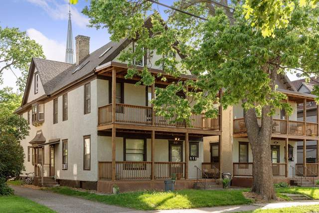 810 6th Street SE, Minneapolis, MN 55414 (#5768571) :: Straka Real Estate
