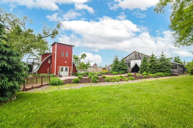 285 145th Avenue, Beaver Twp, WI 54889 (#5768823) :: Bos Realty Group
