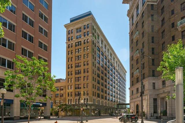 350 Saint Peter Street #709, Saint Paul, MN 55102 (#5769554) :: Helgeson Platzke Real Estate Group