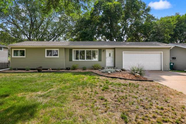 12809 Taylor Street NE, Blaine, MN 55434 (#5769742) :: Helgeson Platzke Real Estate Group