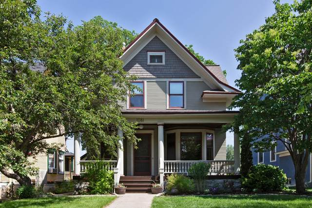 1081 Lincoln Avenue, Saint Paul, MN 55105 (#5769743) :: The Duddingston Group