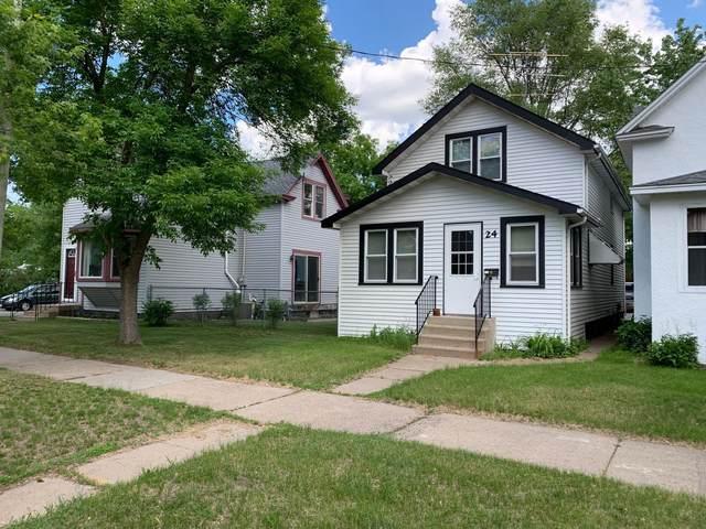 24 16th Avenue N, Saint Cloud, MN 56303 (#5769858) :: Tony Farah | Coldwell Banker Realty