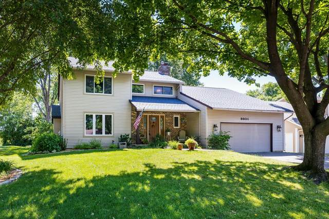 8601 Wood Cliff Road, Bloomington, MN 55438 (#5770082) :: Happy Clients Realty Advisors