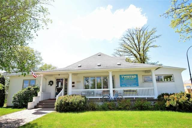 209 2nd Avenue NE, Northwest Roseau Unorg. Terr., MN 56751 (#6002602) :: Straka Real Estate