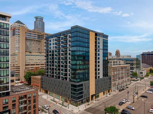 740 Portland Avenue S #1512, Minneapolis, MN 55415 (#6002944) :: Straka Real Estate