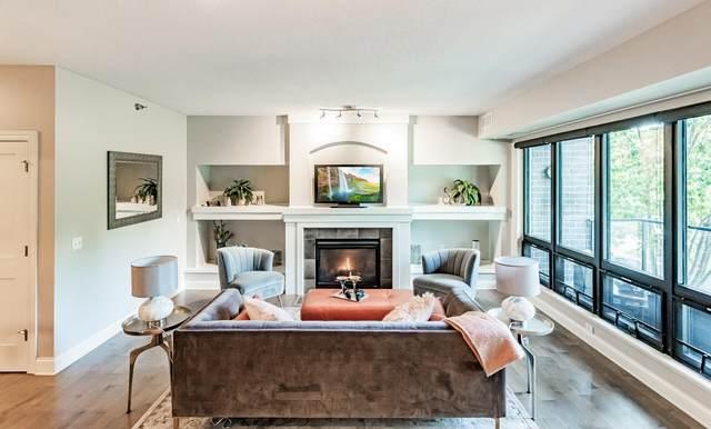 284 Spring Street #109, Saint Paul, MN 55102 (#6005801) :: Straka Real Estate