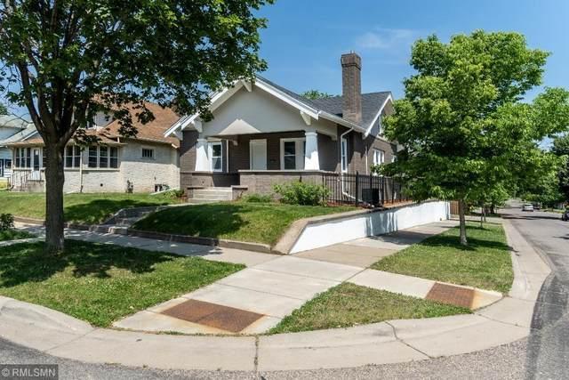 1161 Blair Avenue, Saint Paul, MN 55104 (#6007221) :: The Duddingston Group