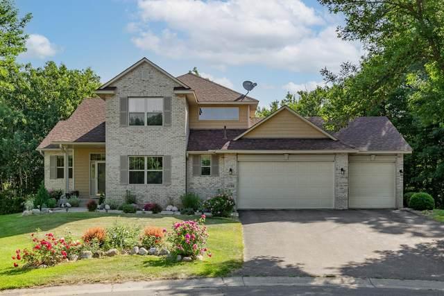 11764 Arnold Palmer Court NE, Blaine, MN 55449 (#6007673) :: Helgeson Platzke Real Estate Group