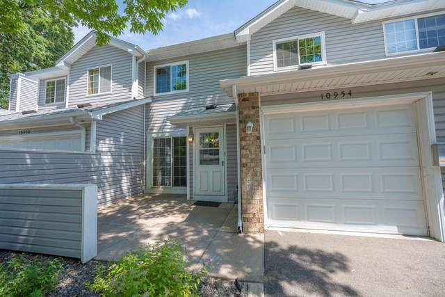 10954 Hanson Boulevard NW, Coon Rapids, MN 55433 (#6007850) :: Tony Farah | Coldwell Banker Realty