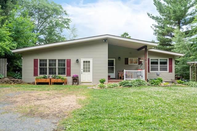647 Nokomis Drive, Garfield Twp, WI 54020 (#6007925) :: The Preferred Home Team