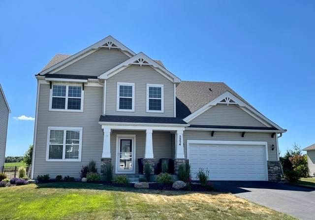 5254 Sundial Lane, Woodbury, MN 55129 (#6008445) :: Lakes Country Realty LLC