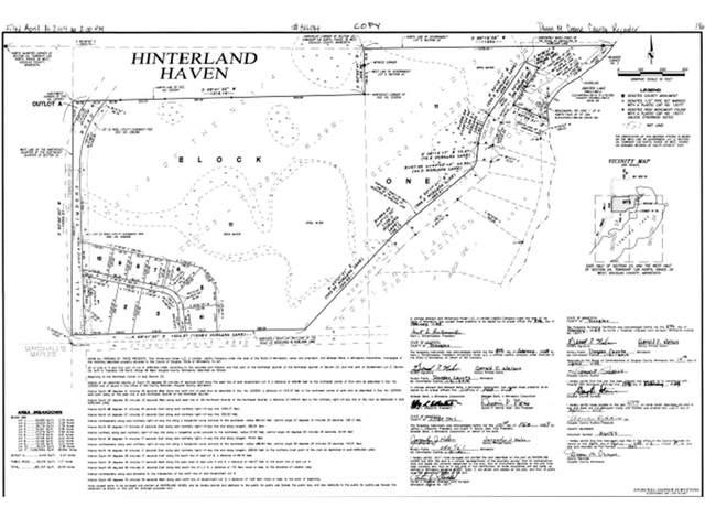 Lot 2 Hinterland Trail, Moe Twp, MN 56332 (#6008698) :: Tony Farah | Coldwell Banker Realty