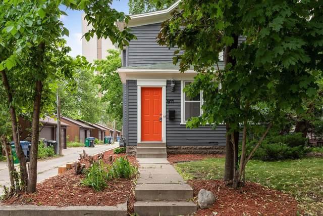 911 24th Avenue S, Minneapolis, MN 55406 (#6008820) :: Holz Group
