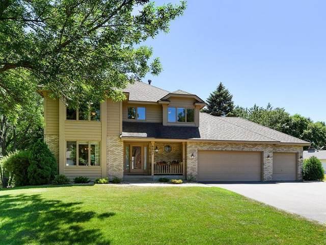 6657 Promontory Drive, Eden Prairie, MN 55346 (#6008926) :: Bre Berry & Company