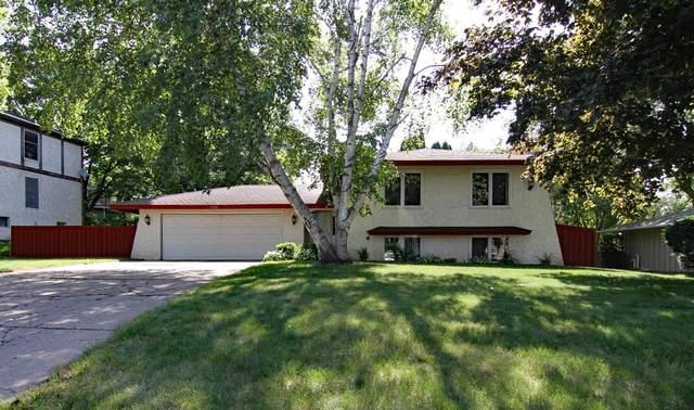 1750 Lansford Lane, Mendota Heights, MN 55118 (#6009273) :: Bos Realty Group