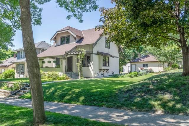 2049 James Avenue, Saint Paul, MN 55105 (#6009347) :: Tony Farah | Coldwell Banker Realty