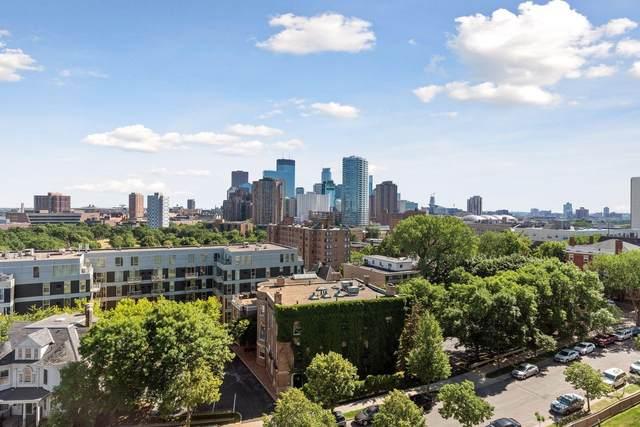 410 Groveland Avenue #1002, Minneapolis, MN 55403 (#6009360) :: Tony Farah   Coldwell Banker Realty