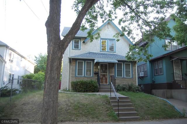 1812 5th Street NE, Minneapolis, MN 55418 (#6009679) :: Straka Real Estate