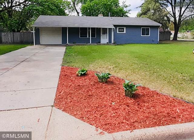 10050 Quince Street NW, Coon Rapids, MN 55433 (#6010122) :: Carol Nelson   Edina Realty