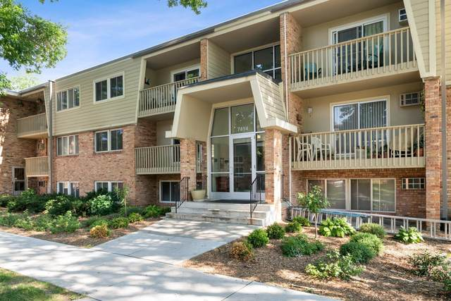 7414 W 22nd Street #209, Saint Louis Park, MN 55426 (#6010885) :: Bos Realty Group