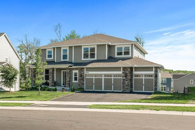 16805 56th Avenue N, Plymouth, MN 55446 (#6011026) :: Tony Farah   Coldwell Banker Realty
