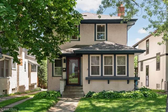 4423 Colfax Avenue S, Minneapolis, MN 55419 (#6011074) :: Tony Farah | Coldwell Banker Realty