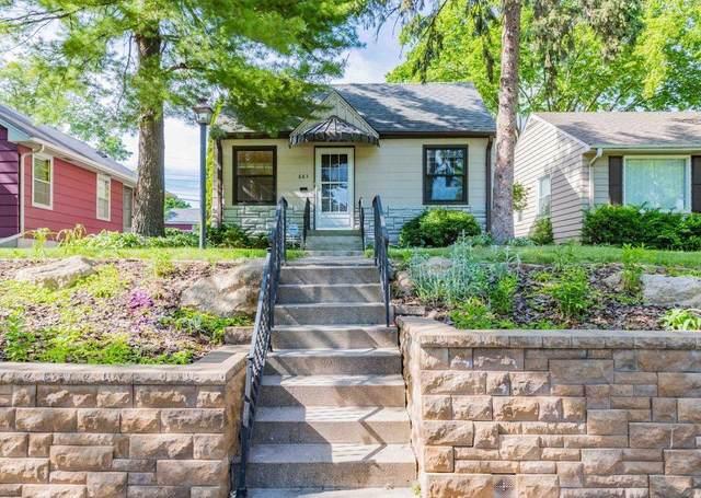 683 36 1/2 Avenue NE, Minneapolis, MN 55418 (#6011082) :: Tony Farah | Coldwell Banker Realty