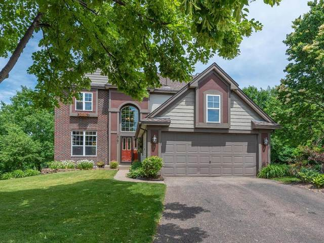 15101 64th Avenue N, Maple Grove, MN 55311 (#6011091) :: Bos Realty Group